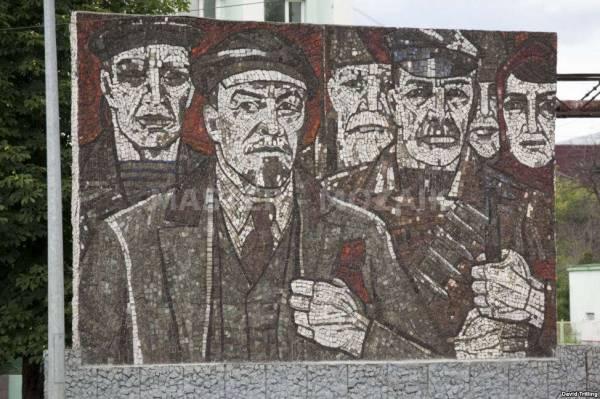 Мозаика развитого социализма